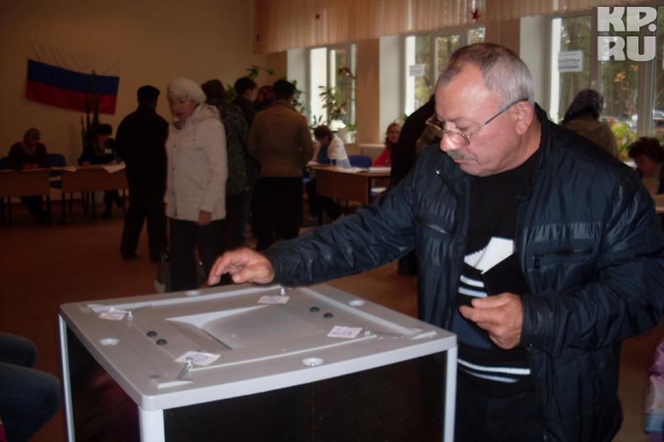 Голосовать пришли более 47 процентов избирателей Брянщины.