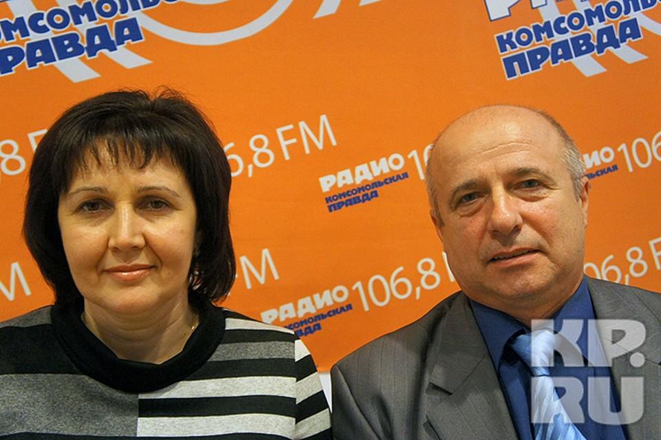 Марина Афанасьева  и Борис Юрьев уверены, что закон адресован в первую очередь родителям