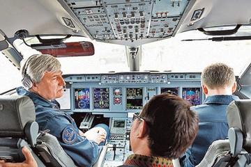 У пилотов SuperJet было 24 секунды, чтобы спасти самолет