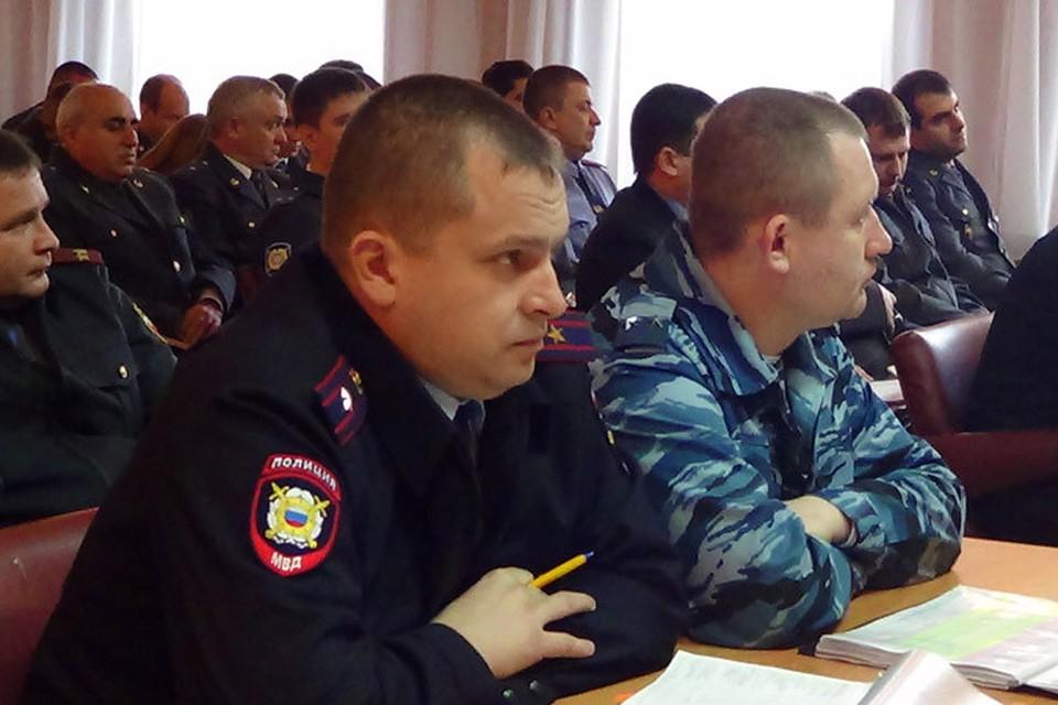 Полицейские столицы СКФО обсудили планы на будущее.