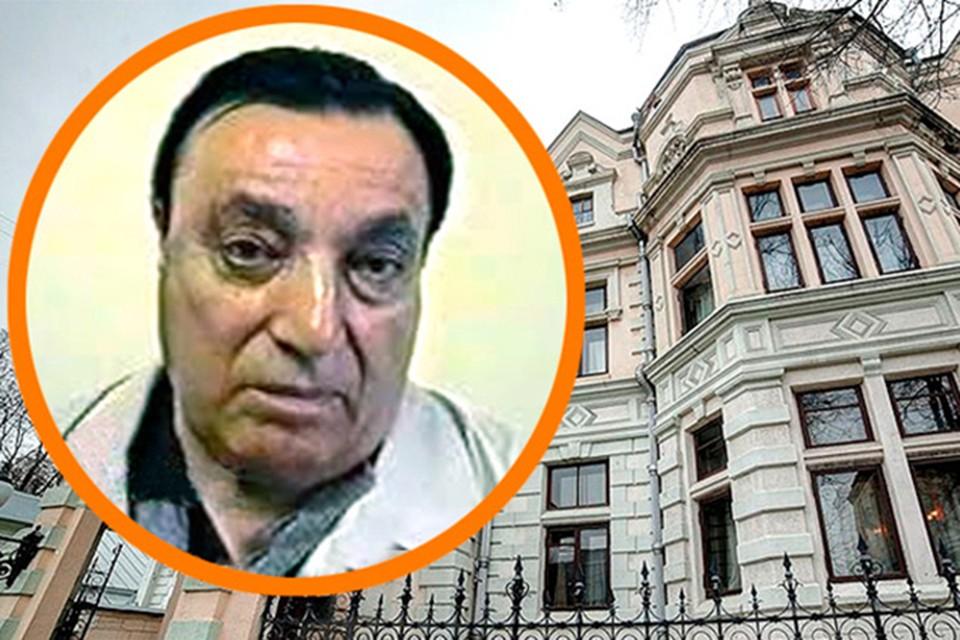 Дед Хасан был убит в Москве, на выходе из ресторана
