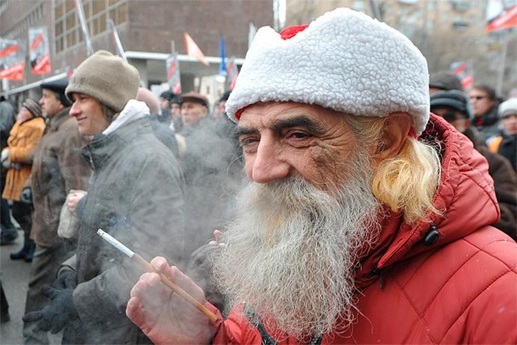 В Москве начинается марш в поддержку москвичей