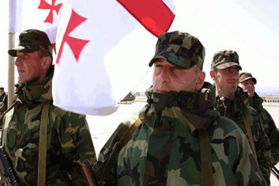 Грузинскую армию тоже  разворовали…