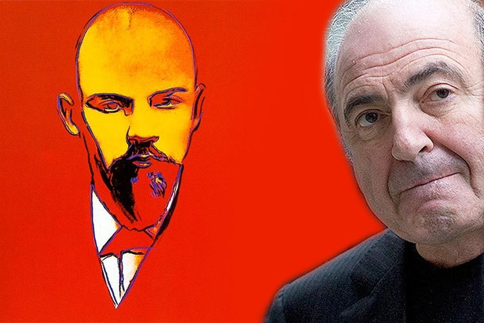 С помощью Ленина Березовский намерен расплатиться с долгами