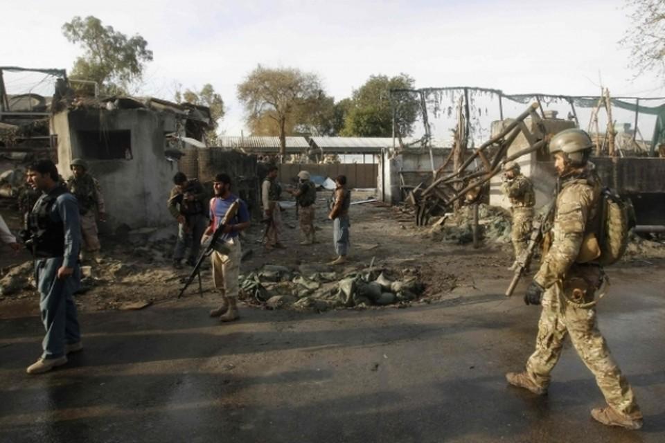 Жертвами авиаудара НАТО в Афганистане стали 5 человек