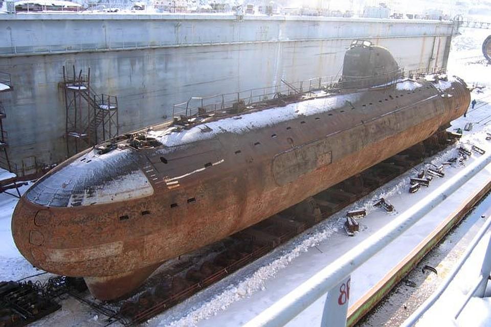первая на мире атомная подводная челн сша 1964
