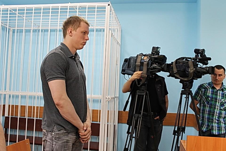 Никиту Данилова приговорили к условному сроку, рассмотрев его дело в особом порядке.