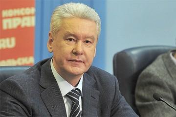 Собянин пообещал обнародовать домашний телефон главы ГИБДД, если тот не разберется с  штрафами