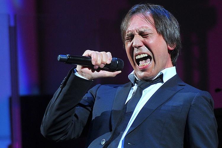 Николай Носков выступил с долгожданным сольным концертом