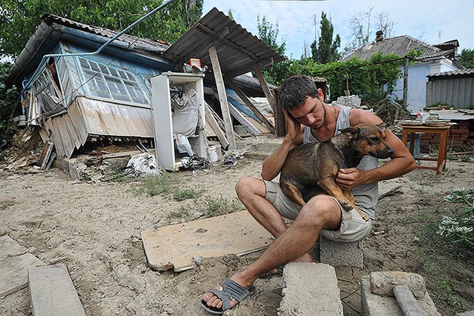 Ровно год назад в Крымске случилось страшное наводнение