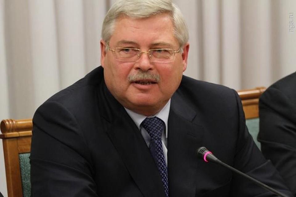 Сергей Жвачкин назвал своевременной перезагрузку в администрации Томска
