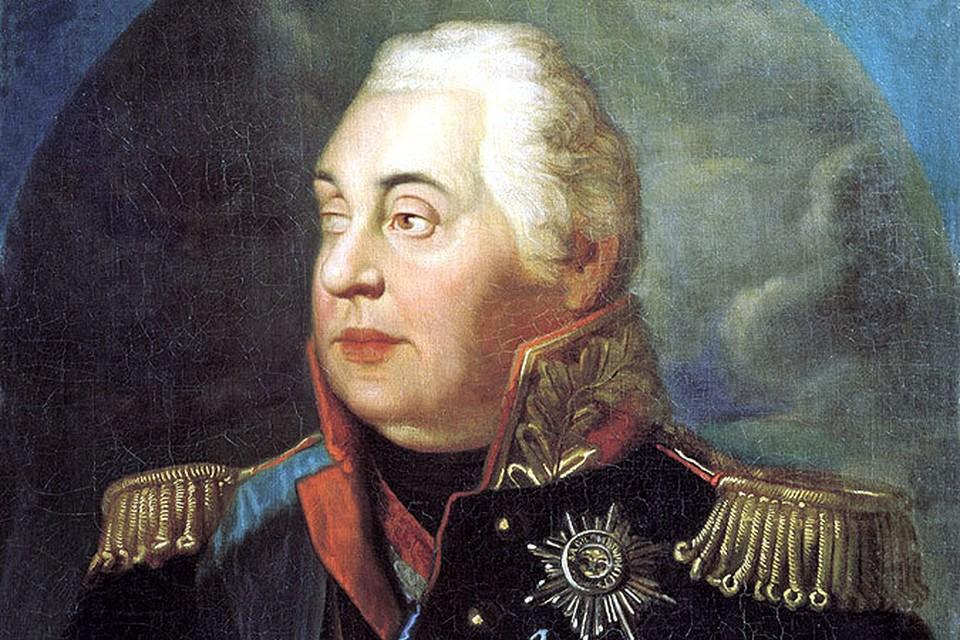 Кутузов привел русские войска к победе над Наполеоном
