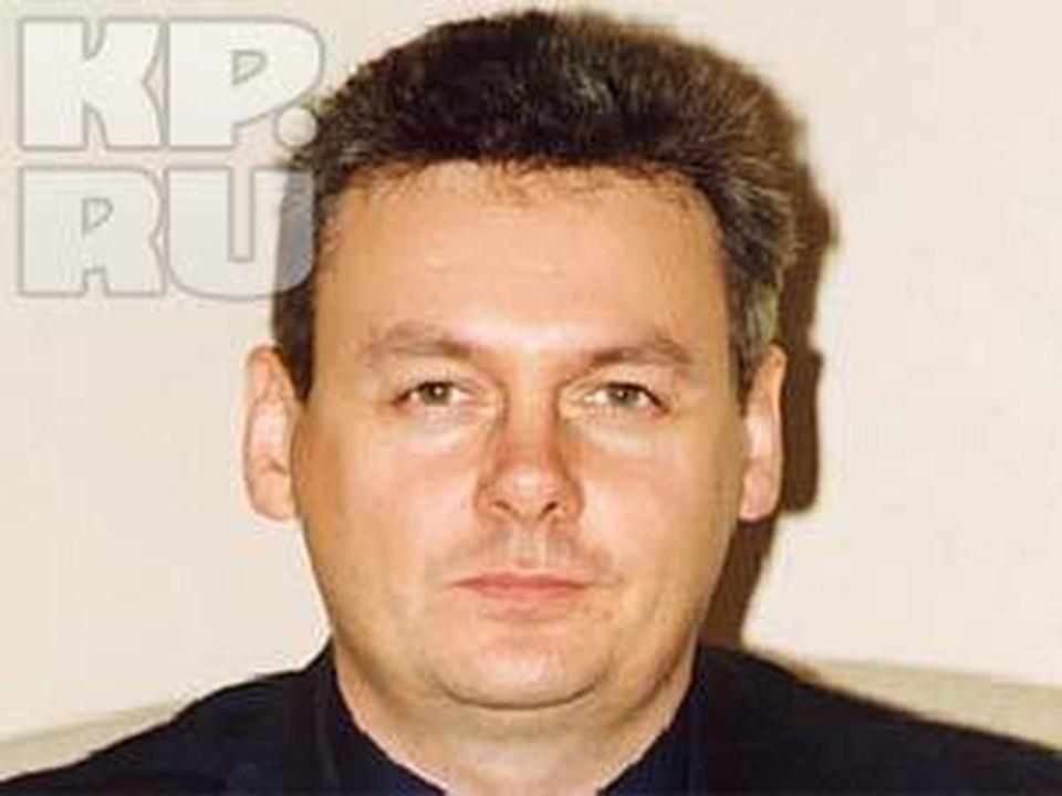 В администрации области Шипачев с 2004 года