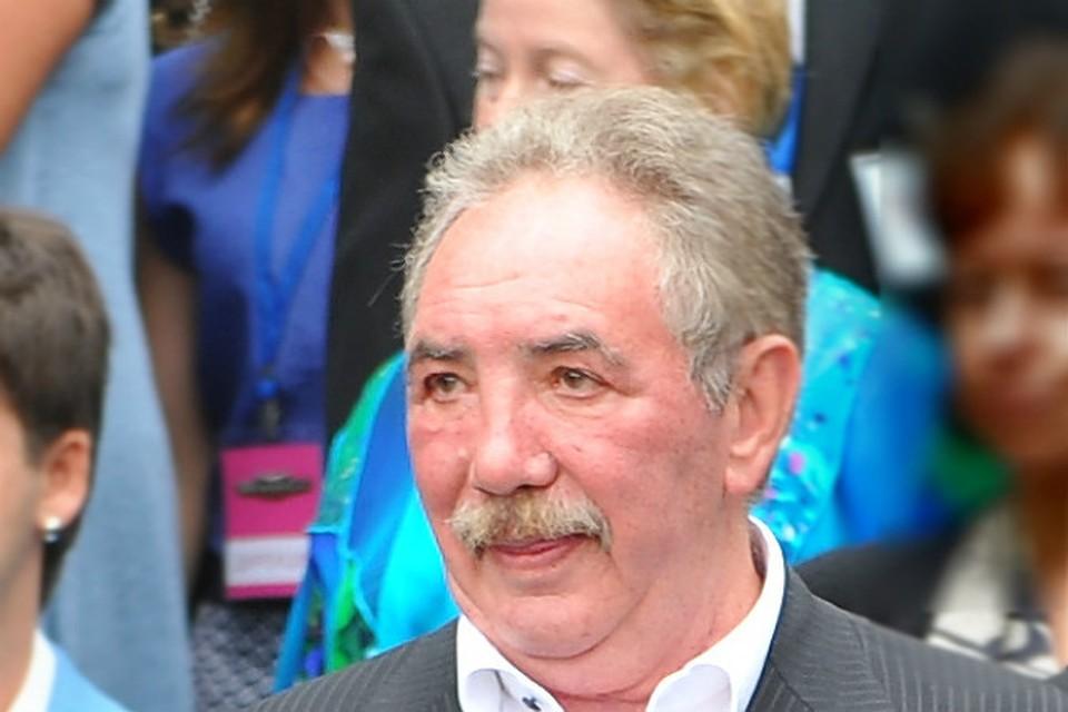 Российский журналист, президент национальной ассоциации телерадиовещателей Эдуард Сагалаев