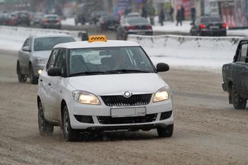Все о такси в Красноярске