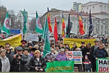 В Воронеже добычу никеля обещали отложить, а митинги продолжаются
