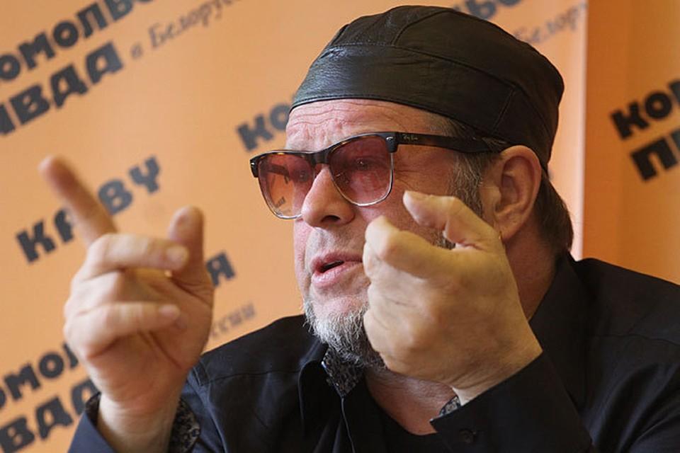 27 ноября Лидер «Аквариума» Борис Борисович Гребенщиков возьмет очередную возрастную планку - 60 лет