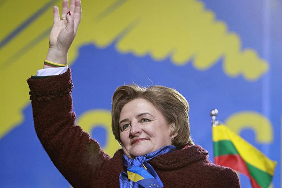 Например, спикер сейма (литовского парламента) Лорета Граужинене, отменив запланированный визит в Лондон, рванула спасать «братов-украинцев» в Киев