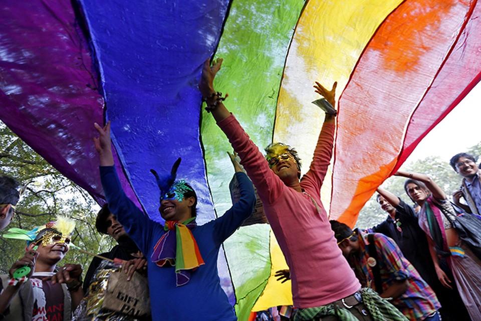 Гомосексуализм в Индии будет считаться уголовным преступлением