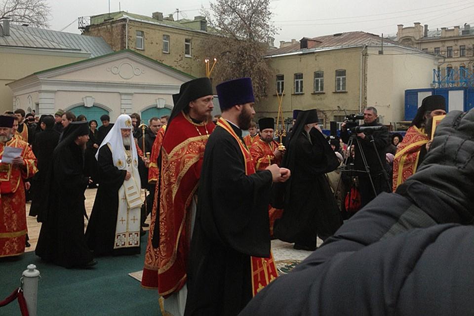 В 2017 году на территории обители должен быть построен храм Новомучеников и Исповедников Российских «на крови», что на Лубянке