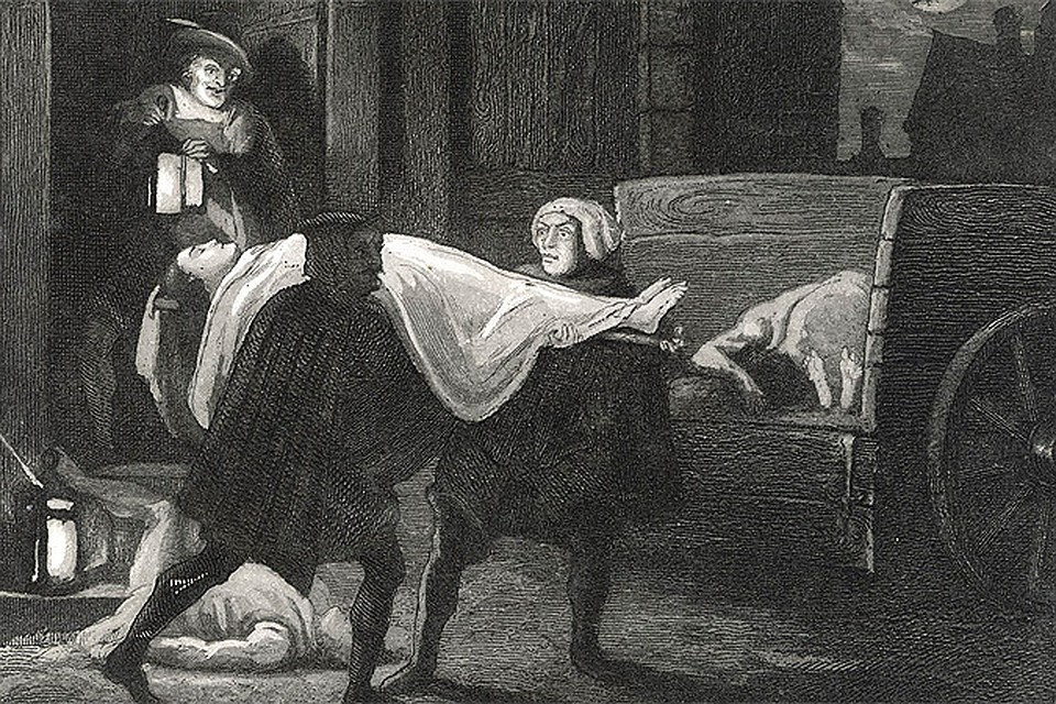 bubonic plauge Buboes associated with the bubonic plague are commonly found in the armpits, upper femoral, groin and neck region acral gangrene (ie, of the fingers, toes, lips and nose) is another common symptom.