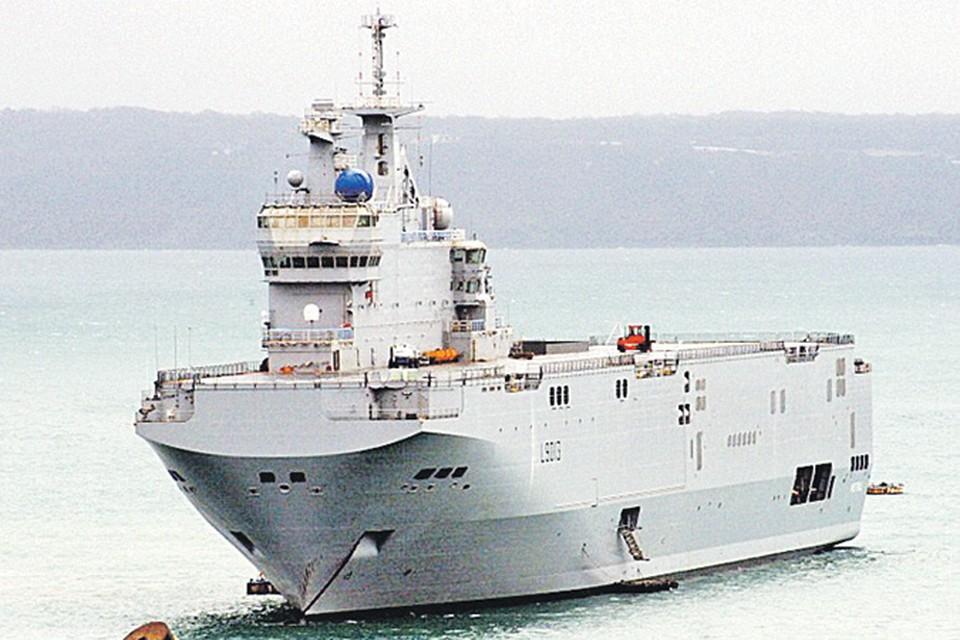 Старинная шуточная поговорка наших моряков «Все пропьем, но флот не опозорим» сильно напугала наших адмиралов. Потому решено, что «Мистрали» будут у нас «безалкогольными»...