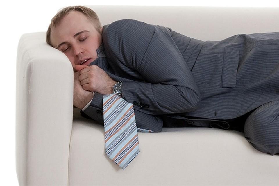 Недосып тоже плохо - днем будет клонить в сон.