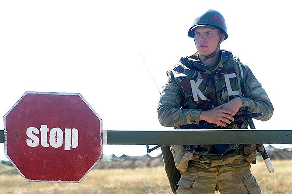 Минобороны РФ опровергло утверждение представителей США о концентрации российских сил вдоль границы с Украиной