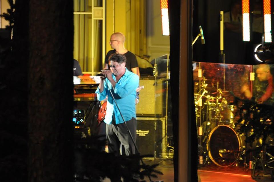 Григорий Лепс на частном концерте для своих друзей