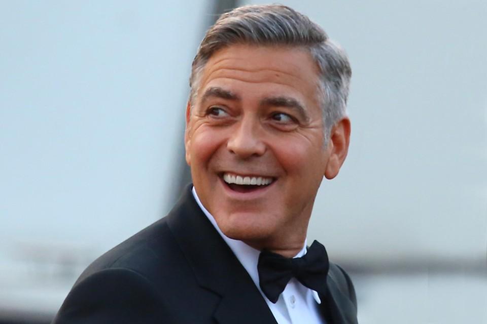 Джордж Клуни женился!