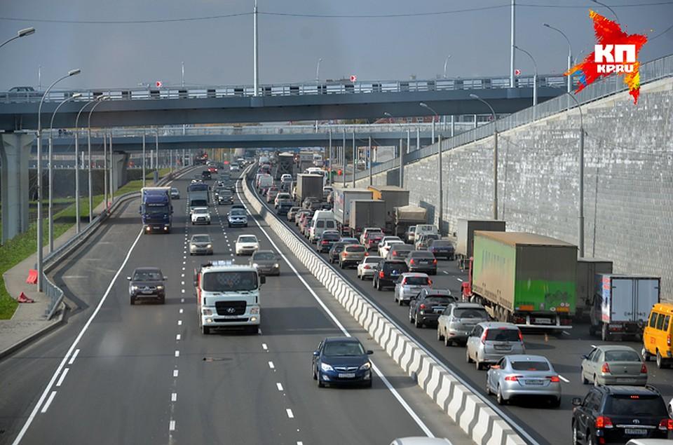 бугринский мост не разгружает пробки утверждают, что этот