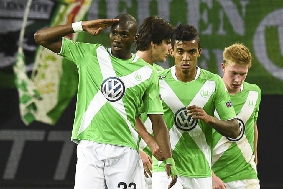 Футбол вольфсбург краснодар 6 ноября счет
