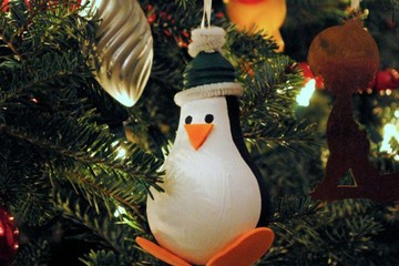 10 оригинальных новогодних елок своими руками