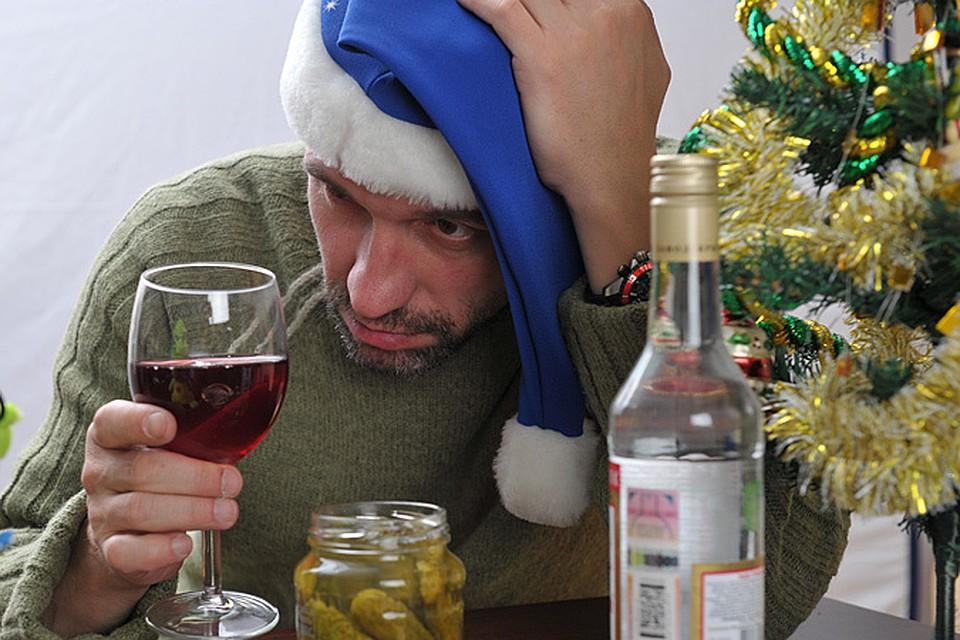 Открытки после нового года с похмелья