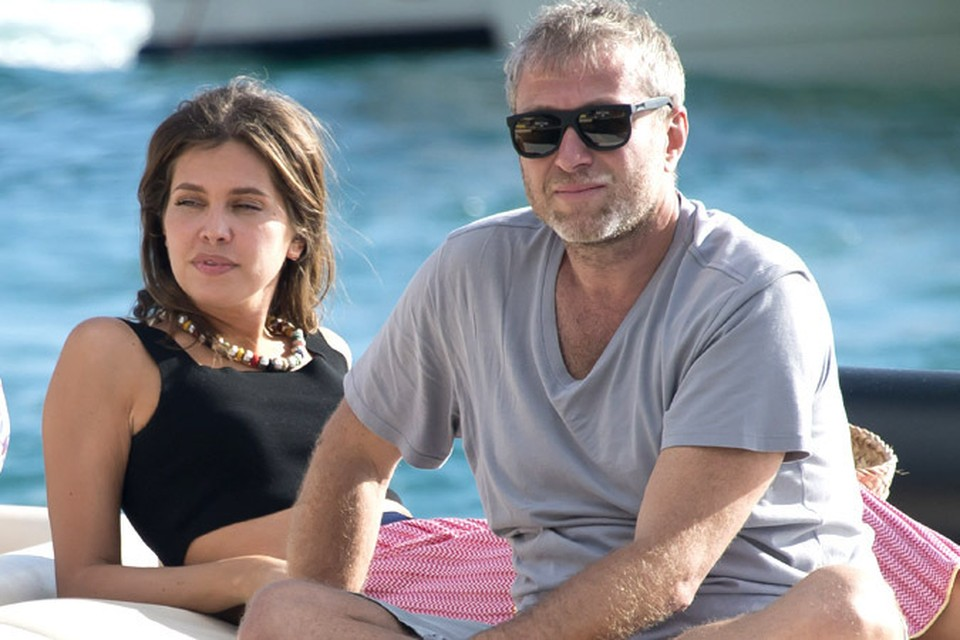 Роман Абрамович и Дарья Жукова поженились еще несколько лет назад.