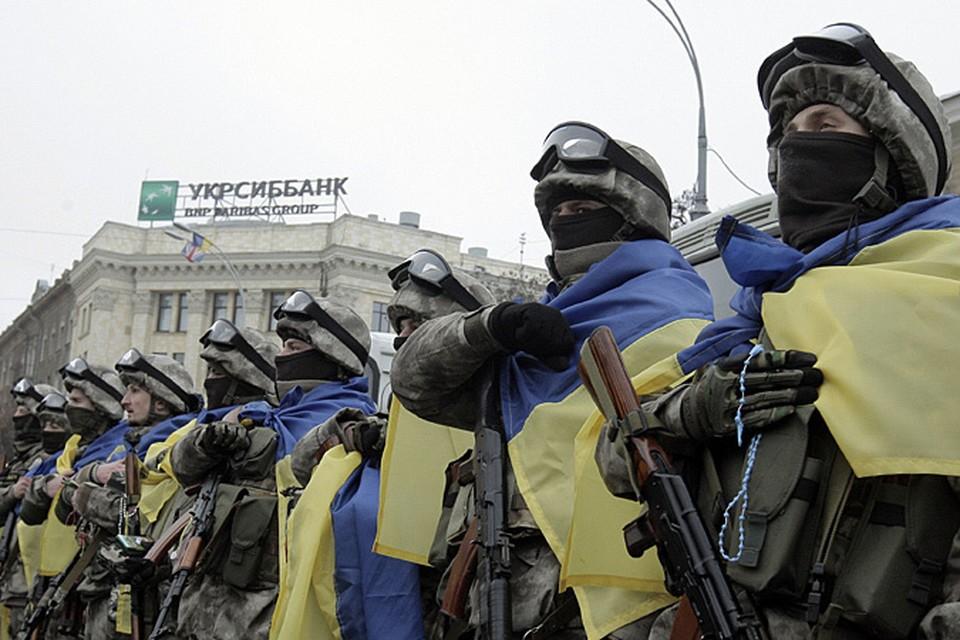 Уж сколько раз твердили миру про воюющих на стороне украинских карателей наемников из-за рубежа