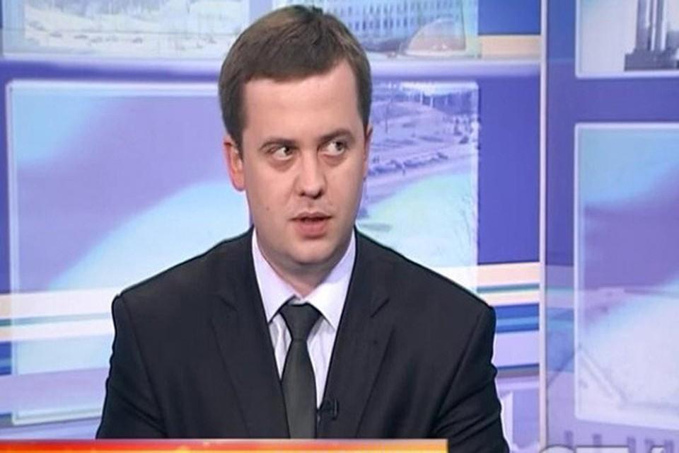 Павел Лучинович, главный архитектор Минска. Фото: БелТА.