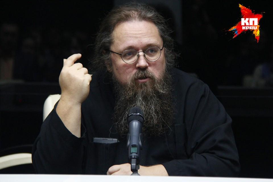 Лекция Кураева в Нижнем Новгороде закончилась эвакуацией.