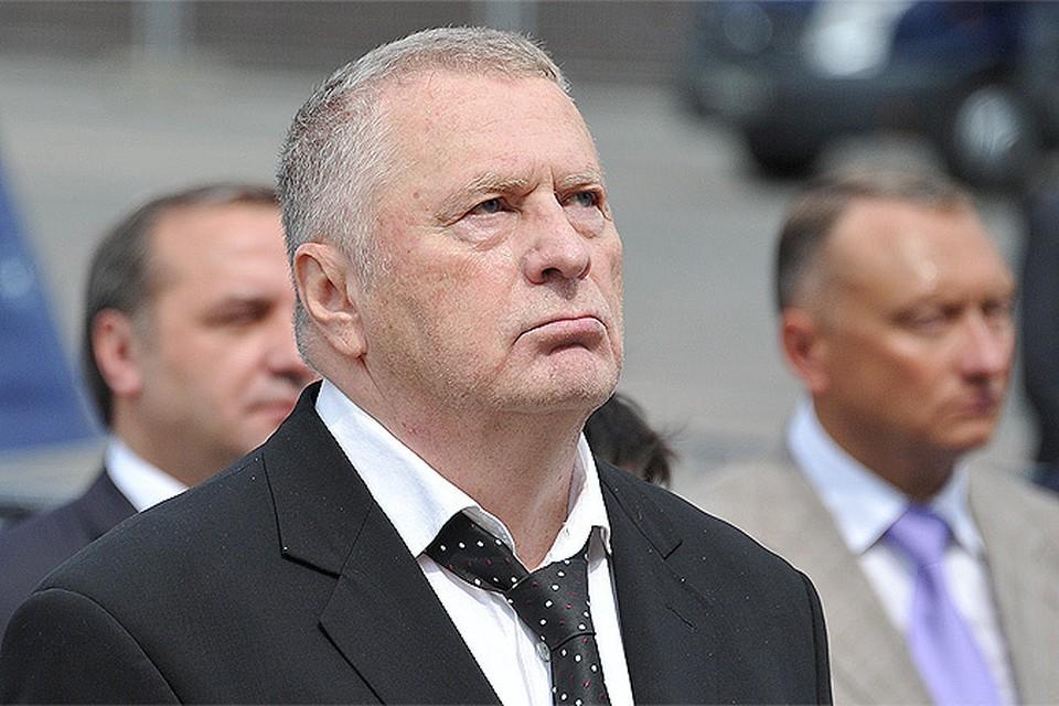 Лидер ЛДПР Владимир Жириновский поделился мнением о причинах убийства оппозиционера