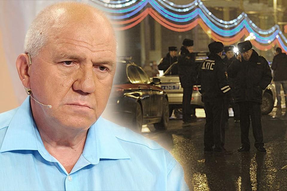 Мы посмотрели запись вместе с нашим экспертом Евгением Черноусовым, полковником милиции в отставке, более 30 лет проработавшим на следственной и оперативной работе в системе Уголовного розыска МВД.