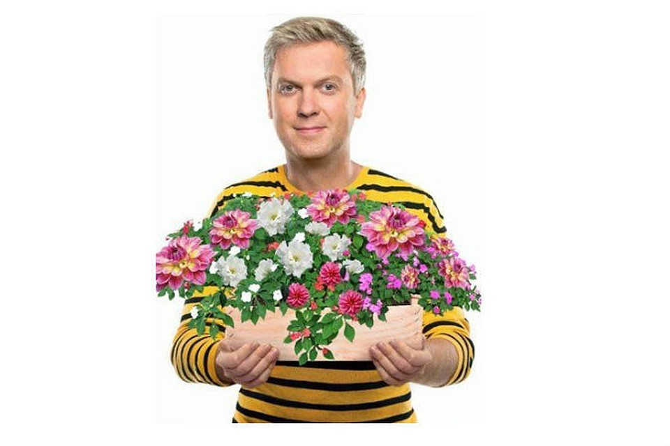 поздравления с днем рождения от известных лиц цветы вдвойне приятно