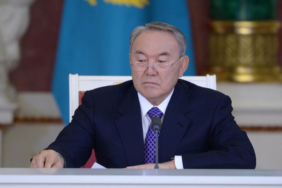 Действующего главу Казахстана Нурсултана Назарбаева зарегистрировали кандидатом в президенты страны