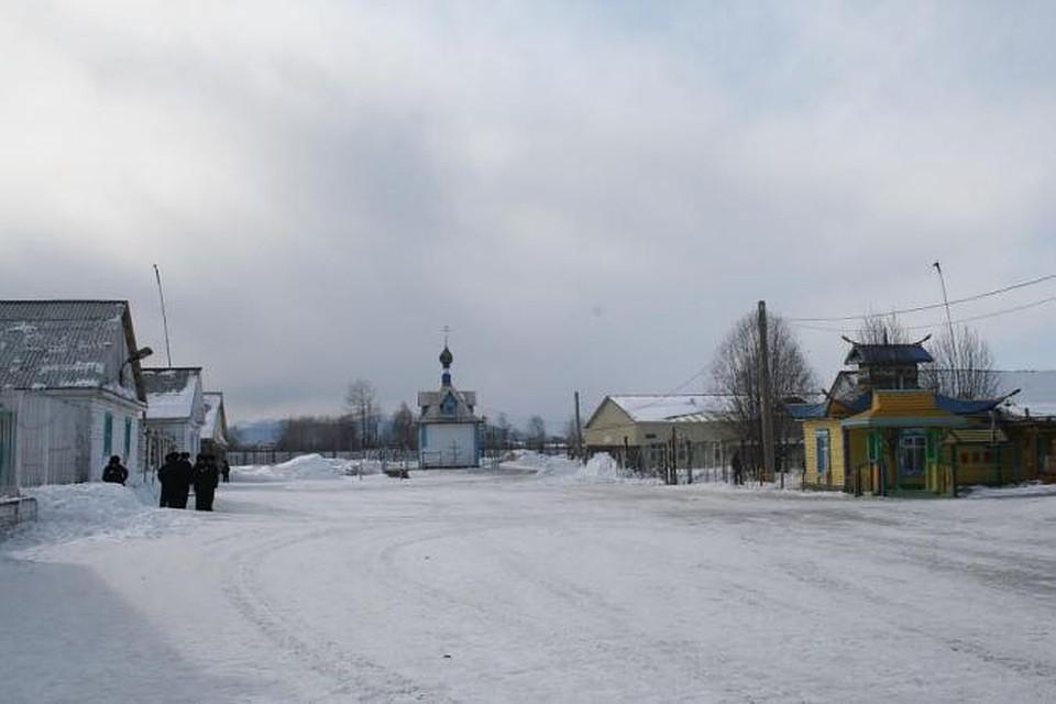 В Выдрино в Бурятии из-за закрытия колонии работы лишатся 250 человек. Фото  0e42694731f