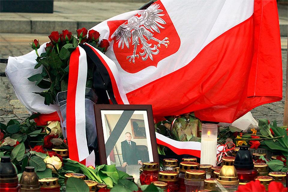 Ровно пять лет назад под Смоленском рухнул самолёт с высшим руководством Польши.