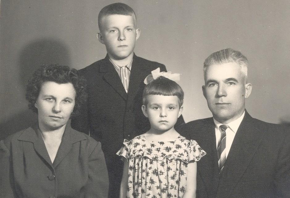 Зинаида Туснолобова была Героиней Советского Союза. Фото: из личного архива Владимира Марченко.
