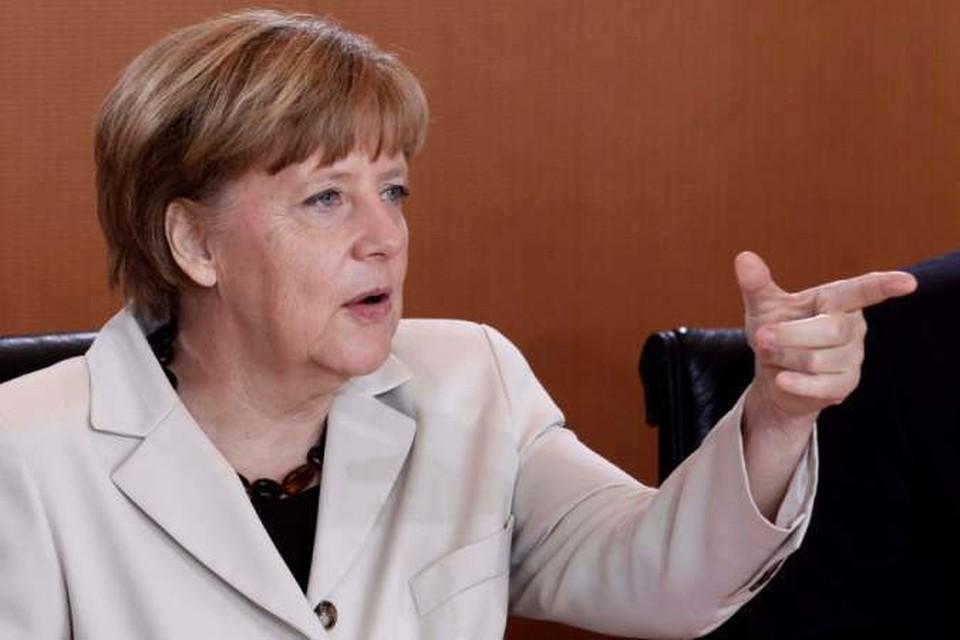 Ангела Меркель недовольна решением России поставлять в Иран зенитно-ракетные комплексы С-300