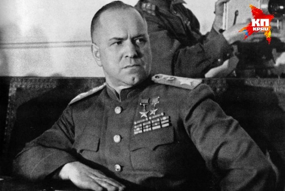 Георгий Жуков командовал Уральским военным округом с 1948 по 1953-й год. Фото из Госархива Свердловской области