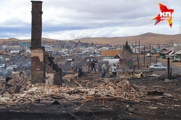 Попались поджигатели, устроившие страшные пожары в Хакасии
