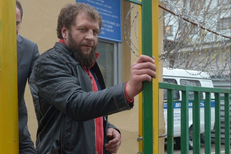 Александра Емельяненко приняли виновным