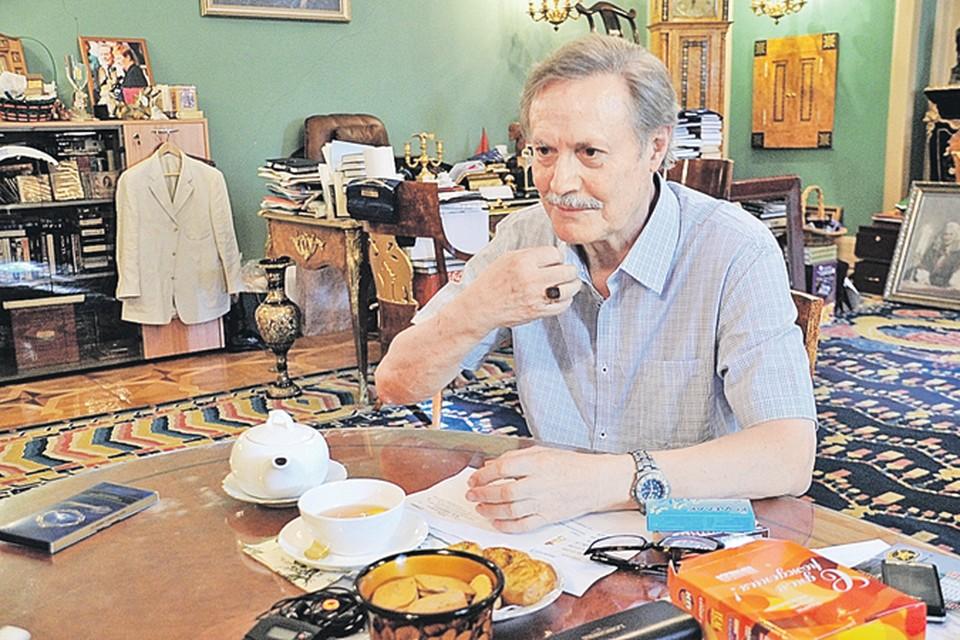 Юрий Соломин: Мой Адъютант Кольцов сказал бы Сноудену «Молодец!»